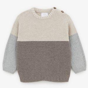 Zara Baby Knit Sweater Size 6-9 Mos